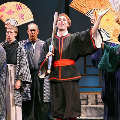 The Mikado, 2012
