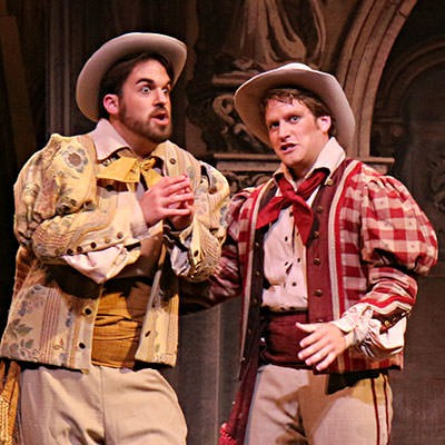 The Gondoliers, 2014